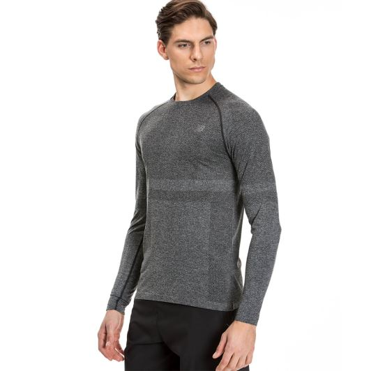 New Balance MT73910 Siyah Sweatshirt MT73910-BKH